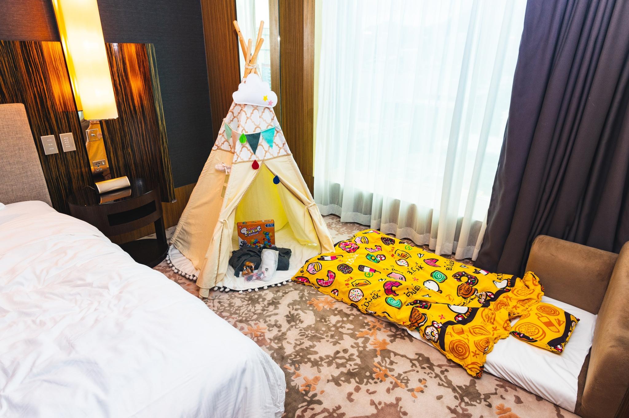 親子staycation Hotel ICON