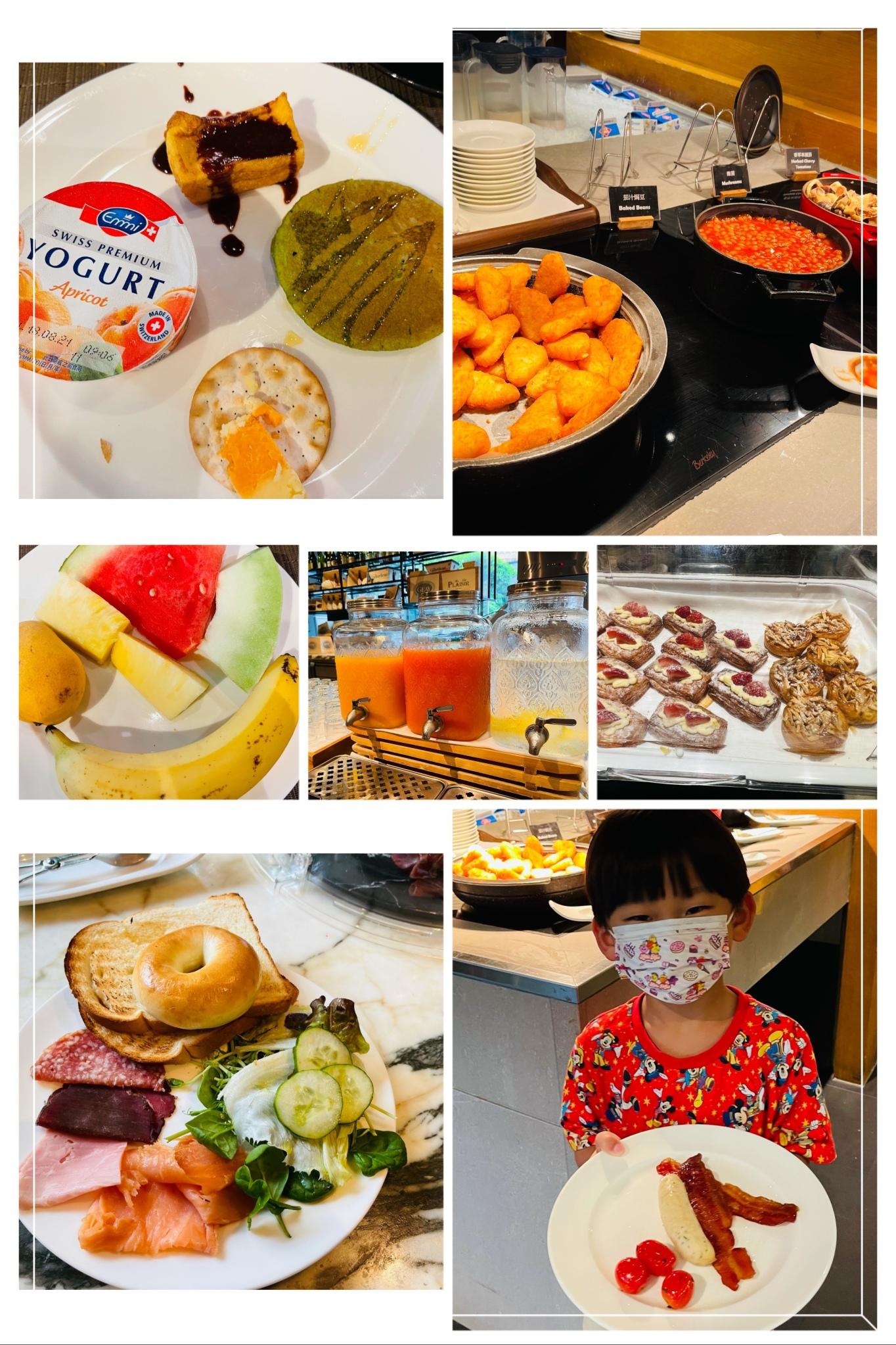Hotel ICON 早餐
